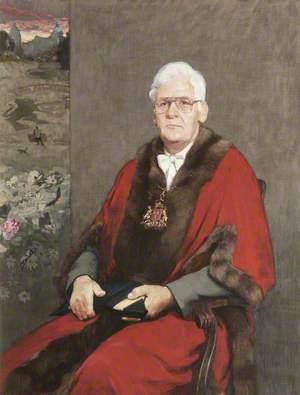 Robert Robertson, Lord Provost of Aberdeen (1988–1992)