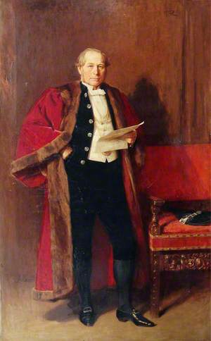 Sir William Henderson (1826–1904), Lord Provost of Aberdeen (1886–1889)