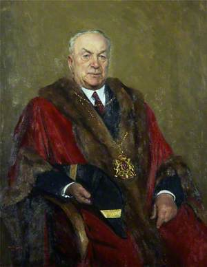 George Stephen, CBE, LLD, Lord Provost of Aberdeen (1955–1961)