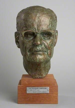 William Douglas Simpson (1896–1968), CBE, DLitt, LLD
