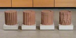 Column to Drum