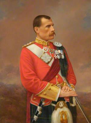 Major General Sir Hector Archibald MacDonald (1853–1903), KCB, DSO