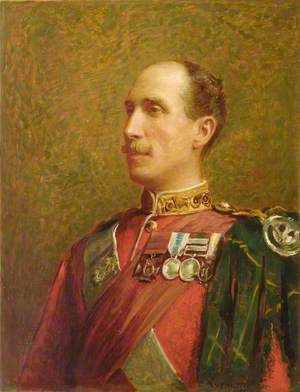 Lieutenant Colonel W. H. Dick-Cunyngham (1851–1900), VC