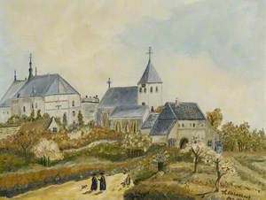 Kessel, The Netherlands, 1850