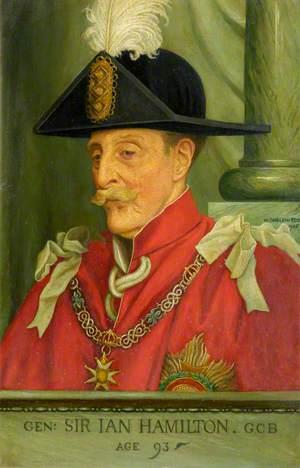 General Sir Ian Hamilton (1853–1947), GCB