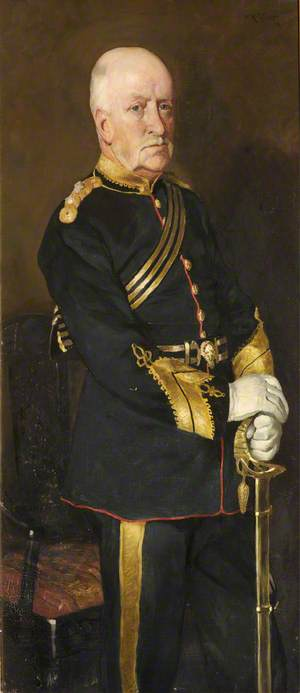 Lieutenant Colonel C. M. MacQuibban, MD