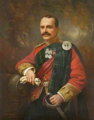 Lieutenant Colonel G. T. F. Downman