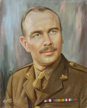 Major Reginald Wylie Petrie, MC