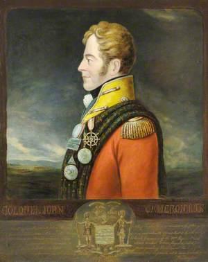 Colonel John Cameron (1771–1815)