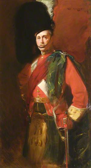 Captain Sir Harry Brooke of Fairley (1846–1921), KBE