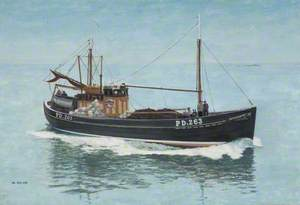 Trawler 'Golden Harvest'