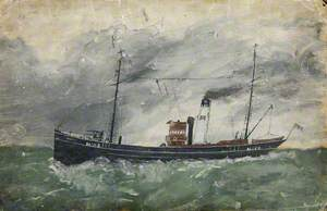 Milford Haven Patrol Trawler 'Xylopia'