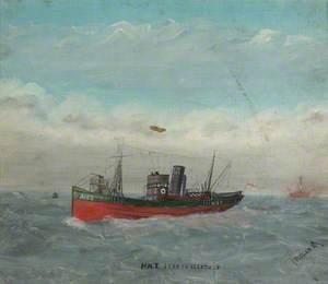 HM Trawler 'Strathalladale'