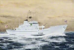 Patrol Craft 'HMS Jersey'