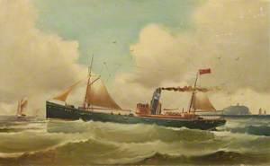 Steam Trawler 'Monarch'
