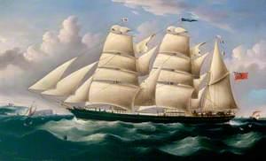 Barque 'Randolph'