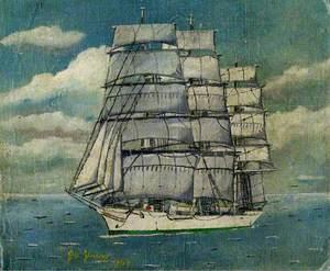 Ship 'Danmark'