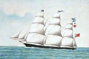 Clipper Ship 'Rifleman'