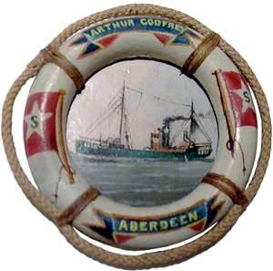 Aberdeen Trawler 'Arthur Godfrey'