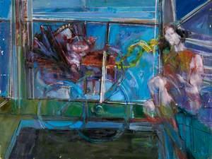 Window, Figure and Pram