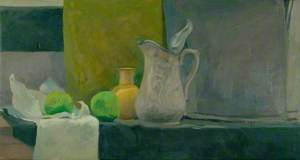 Still Life with a Jug