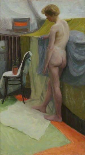 Standing Nude