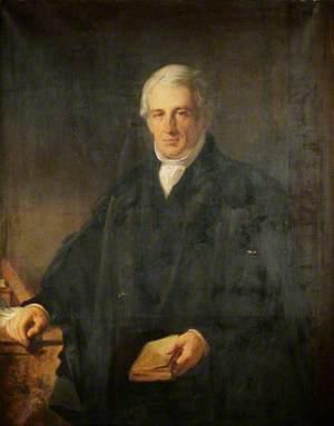 Reverend Professor Robert James Brown