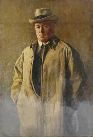 George Davidson, Senior