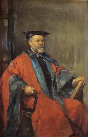 William Dey (1836–1915), LLD