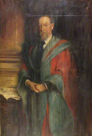 Sir Hugh Gilzean-Reid (1836–1911), LLD