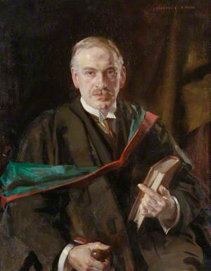 Professor James Ritchie