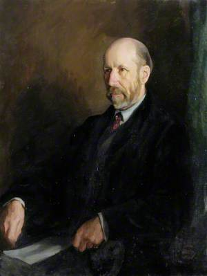 Portrait of an Unknown Gentleman