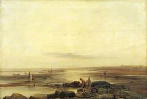 Seascape (Newburgh, Aberdeenshire?)