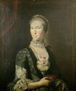 Mrs Jane Gerard, Wife of Alexander Gerard, DD