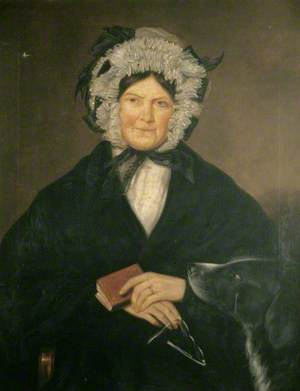Mrs Helen Gerard, Wife of Reverend Gilbert Gerard, DD