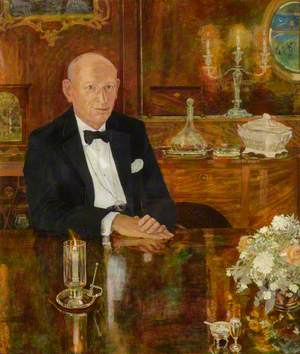 Principal George P. McNicol (b.1929)