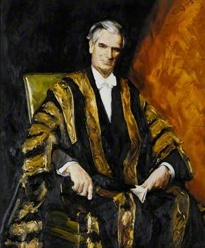 Lord Polwarth, Chancellor of the University of Aberdeen (1965–1986)