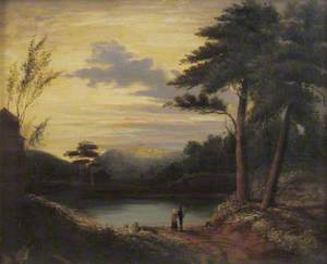 Lochside Scene