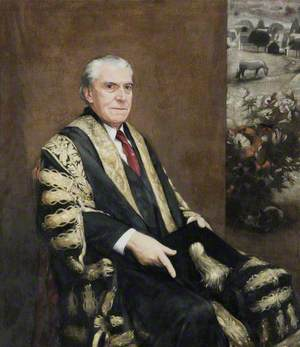 Sir Kenneth Alexander (1922–2001)
