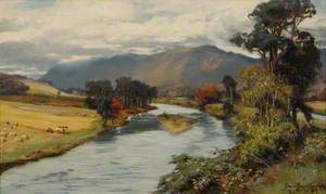 The Ness and the Caledonian Canal