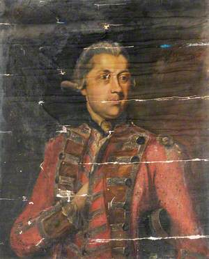 Portrait of an Unknown Military Gentleman