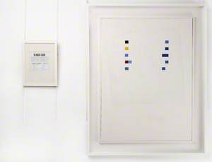 White Suprematist Painting