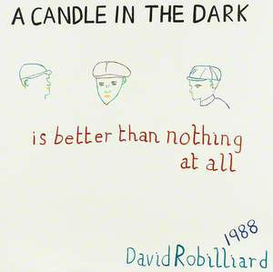A candle in the dark is better than nothing at all