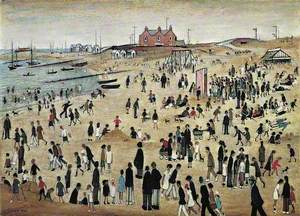 July, the Seaside