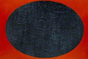 Liminal Ellipse (Orange)