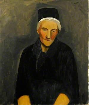 Old Breton Woman