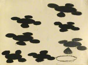 Drawing Related to 'Untitled No. 28' (1963)