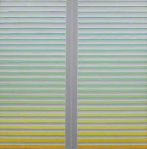 Louvered Shutter (Morning)