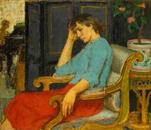 Angelica Garnett (b.1918)