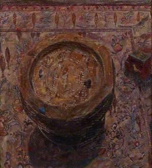 Pattern on a Persian Carpet
